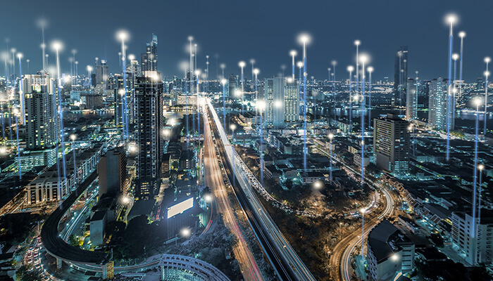 industry convergence smart city