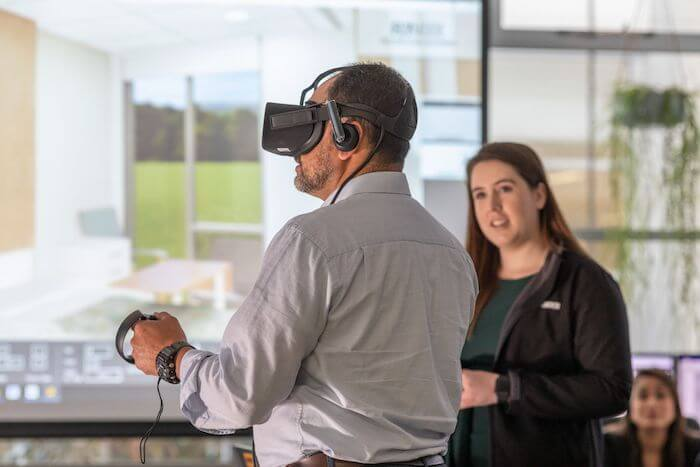 industry convergence virtual reality