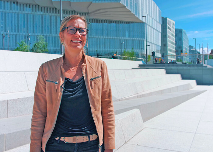Norway sustainable development: Kristin Olsson Augestad, Executive Vice President of Multiconsult