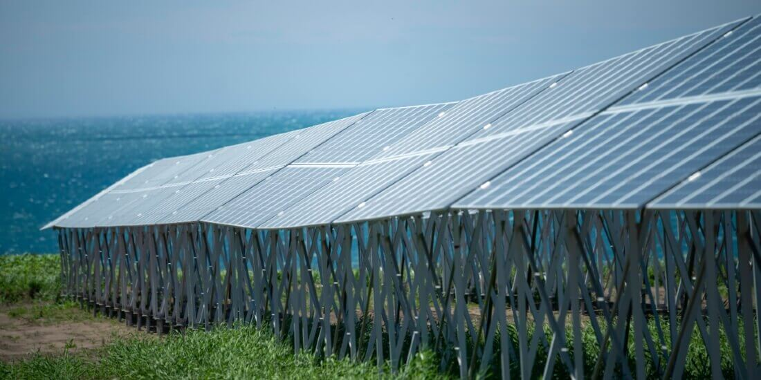 afterfit japan solar farmishikari