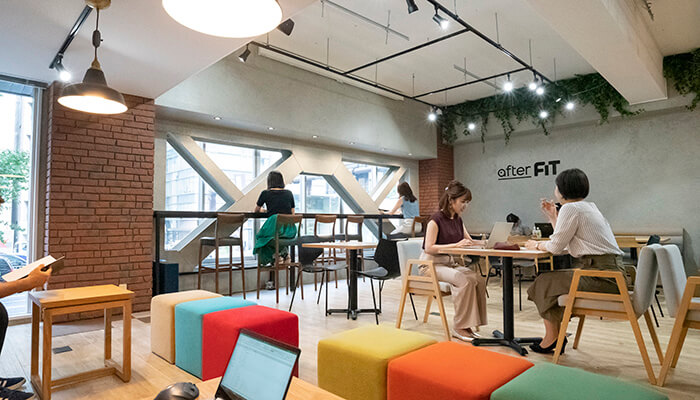 afterfit japan offices