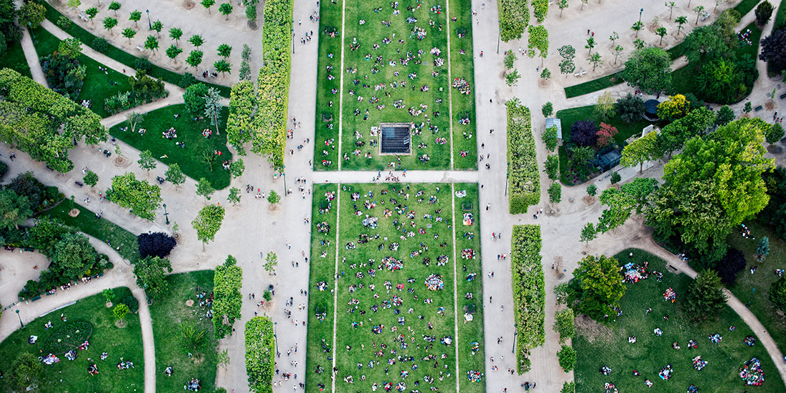Europe's Urban Centers Provide Visions of Smarter, Greener Future Cities