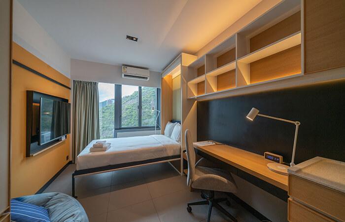 innocell interior residential unit
