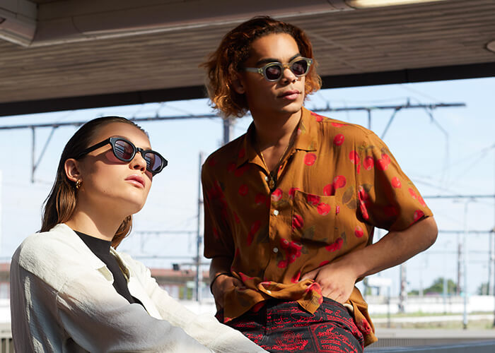sustainable sunglasses: For the green entrepreneurs at Yuma Labs, sustainable sunglasses are the perfect business model.