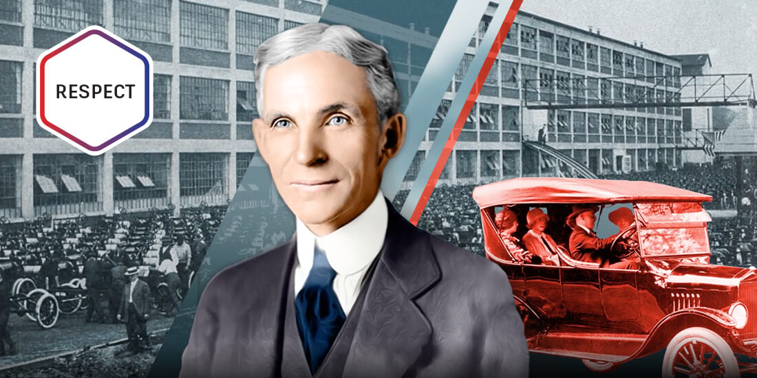 How Henry Ford's Engineering Genius Drove an Industrial Revolution