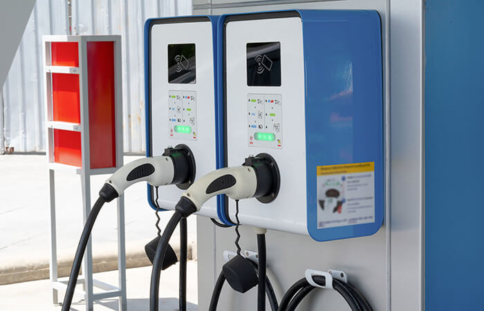 cyberattacks on critical infrastructure ev charger