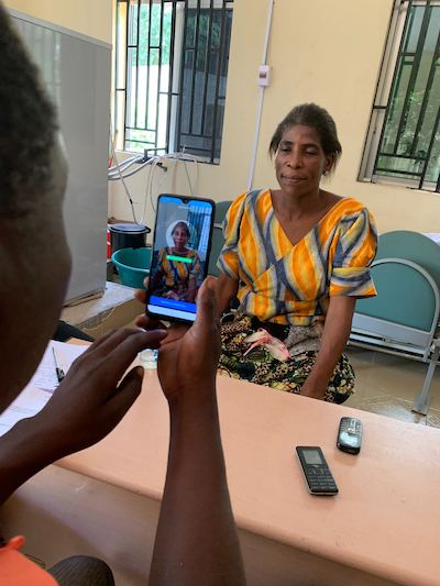 vaccine management in emerging markets simprints ID technology