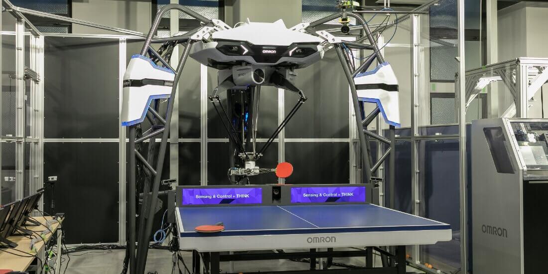 탁구 로봇이 인간과 기계가 협업하는 미래를 제시할 수 있을까?
