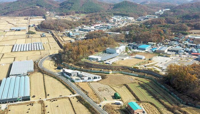 경기도 파주 연료전지 발전소