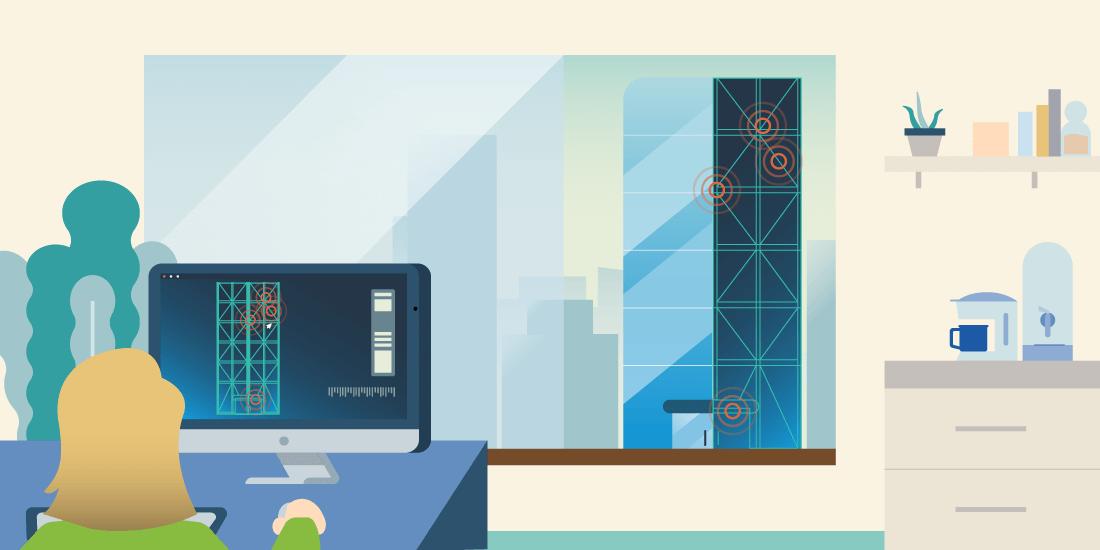 디지털화란 무엇인가? 건물 설계의 네 번째 전환을 알아본다