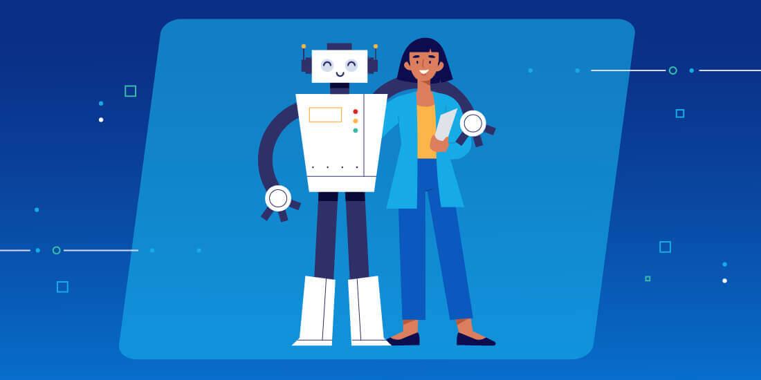 디지털 업스킬링(Upskilling)으로 근로자에게 보다 자동화된 미래는 기회가 된다 [인포그래픽]