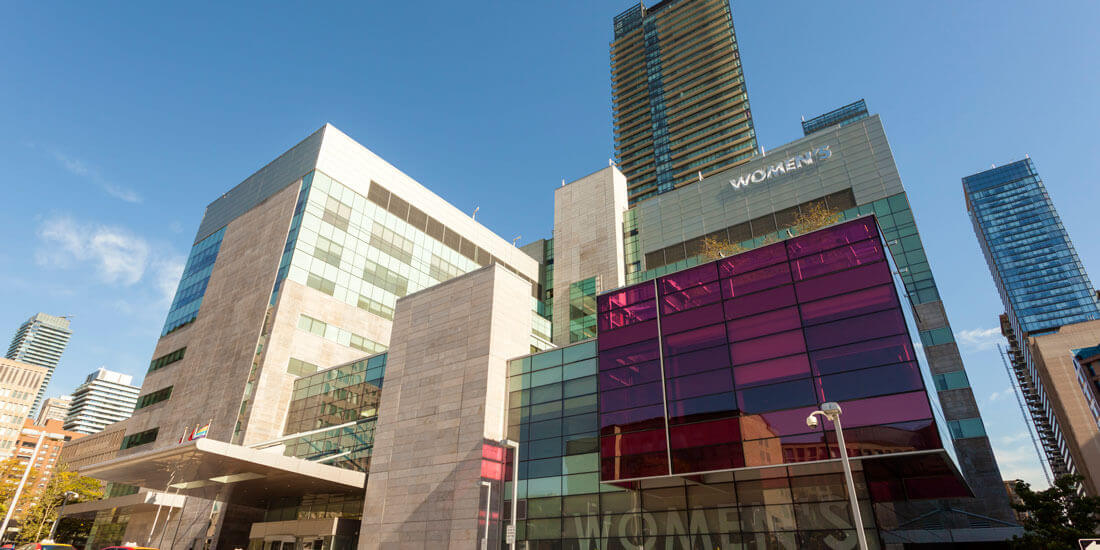 emergency buildings Women's College Hospital toronto