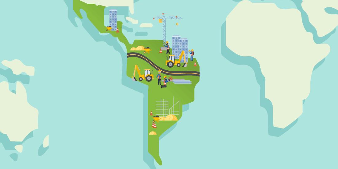 Mandatos BIM para 2021 chegam à América Latina: sua empresa está preparada?