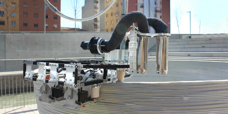 4 Einsatzmöglichkeiten für 3D-Druck-Roboter oder -Drohnen in Architektur und Bauwesen