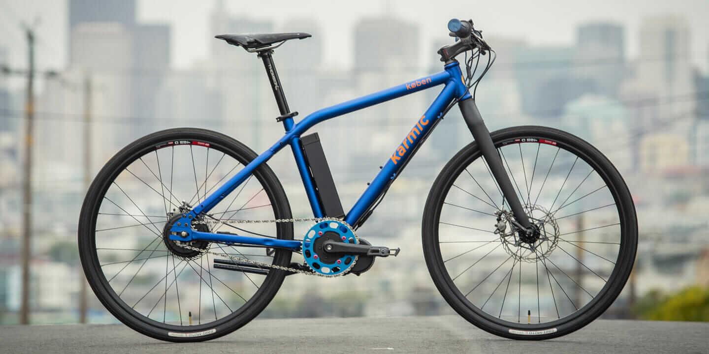 Kein konstruktionstechnisches Vorwissen erforderlich: Die Startup-Firma Karmic Bikes erfindet das (Elektro-)Rad neu