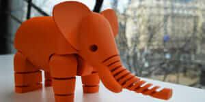 C'est Magnifique! Le FabShop begeistert Designkunden mit 3D-Druck in der Produktion