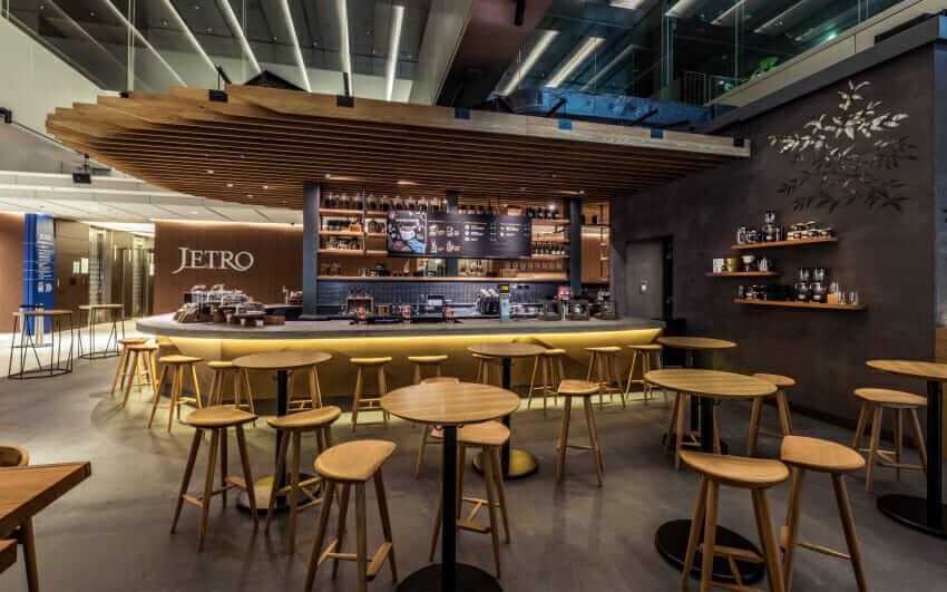 In Japan setzt Starbucks mithilfe von BIM und VR auf lokales Flair