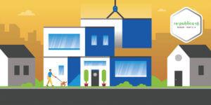 Können neue Technologien im Zeitalter rapider Urbanisierung eine Krise im Wohnungsbau verhindern?