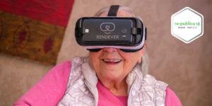 Virtuelle Realität erleichtert den Alltag für Patienten und Mediziner