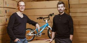 Reine Kindersache: woom entwickelt superleichte Fahrräder für kleine Nachwuchsfahrer