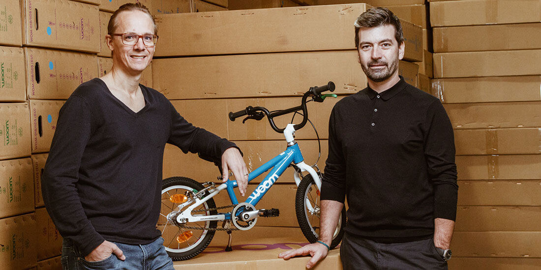 woom bikes Christian Bezdeka Marcus Ihlenfeld