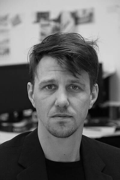 Klaas De Rycke, geschäftsführender Partner bei Bollinger + Grohmann Sarl. Mit freundlicher Genehmigung von David Chavez.