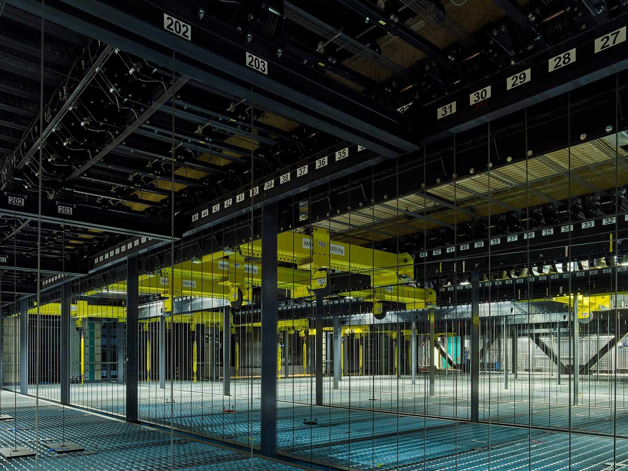 Die Marke ALPA ist mitunter in der Architekturfotografie zu Hause: Einblicke in die Oper in Kopenhagen. Credit: Alexander Schippel