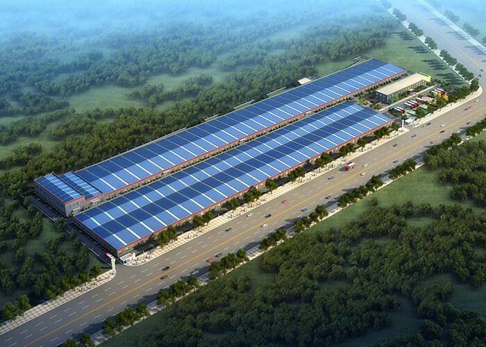 Die erste Fabrik von Vecor steht im chinesischen Shandong, wo mehr als 40 Kohlekraftwerke angesiedelt sind. Credit: Vecor