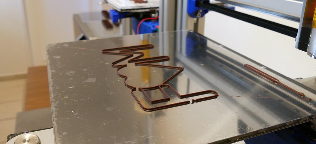 Schokolade 3D