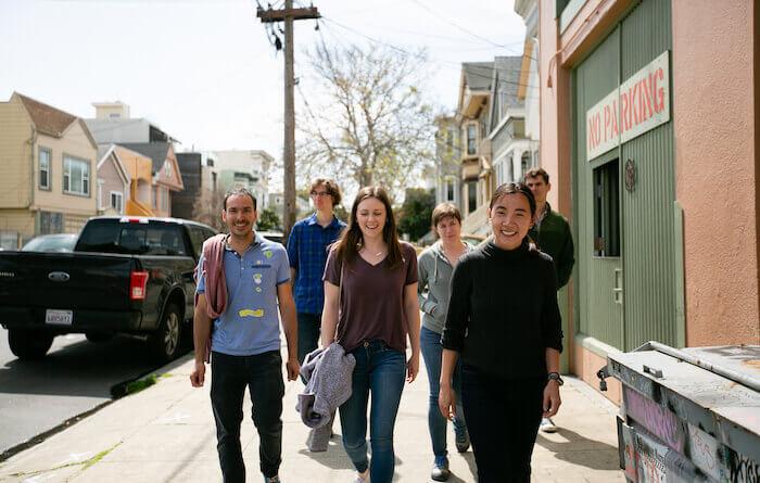 Mit einem kleinen, aber ständig wachsenden Team hat sich die Firma Treau in San Francisco auf die Entwicklung erschwinglicher und energieeffizienter Heiz- und Kühlsysteme spezialisiert. Mit freundlicher Genehmigung von Treau.