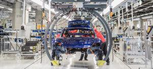 Deutsche Ingenieurskunst auf Höchstleistung: Die digitale Planung der Taycan-Fabrik von Porsche