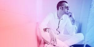 """Karim Rashid, Designer und """"Prinz des Plastiks"""", schaut grundsätzlich nur nach vorne"""