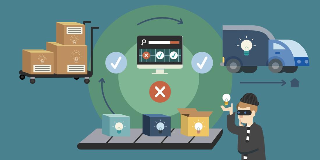 Der finanzielle Verlust aus Betrugsfällen in Lieferketten ist enorm. Um dagegen anzukämpfen, kann KI helfen.