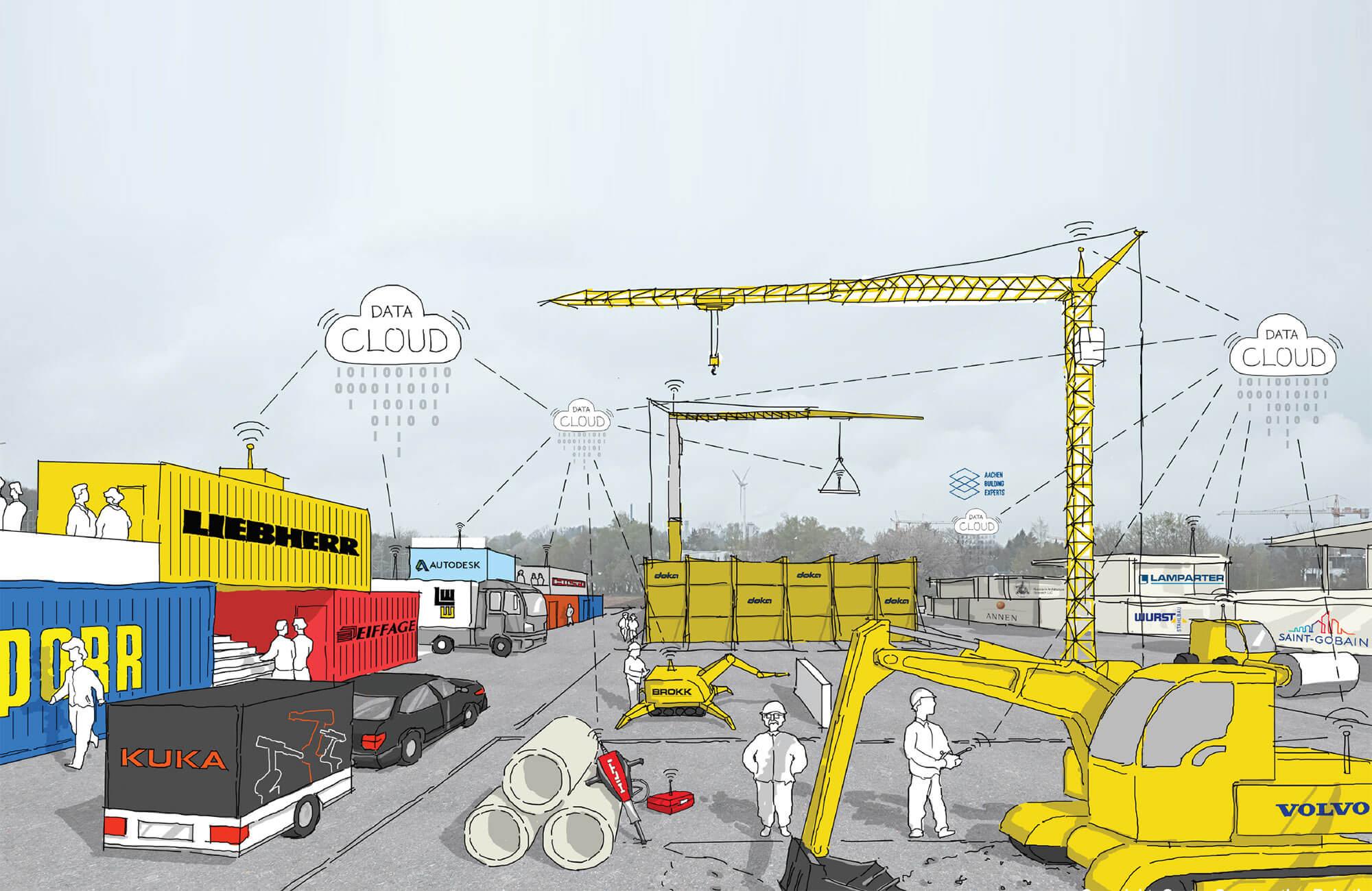 RWTH Aachen Baustelle der Zukunft