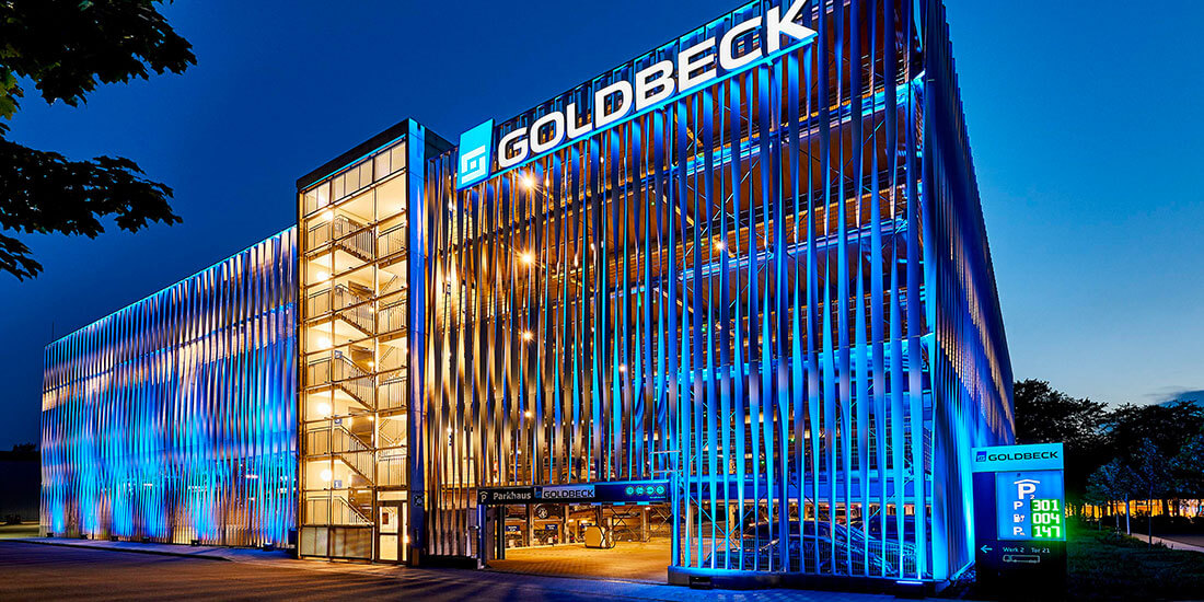 Goldbeck Parkhaus