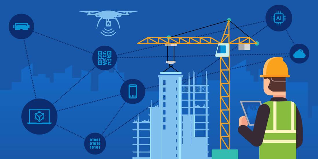 Um wettbewerbsfähig zu bleiben, müssen sich Bauunternehmen digitalisieren. Schritt für Schritt kann das gelingen.