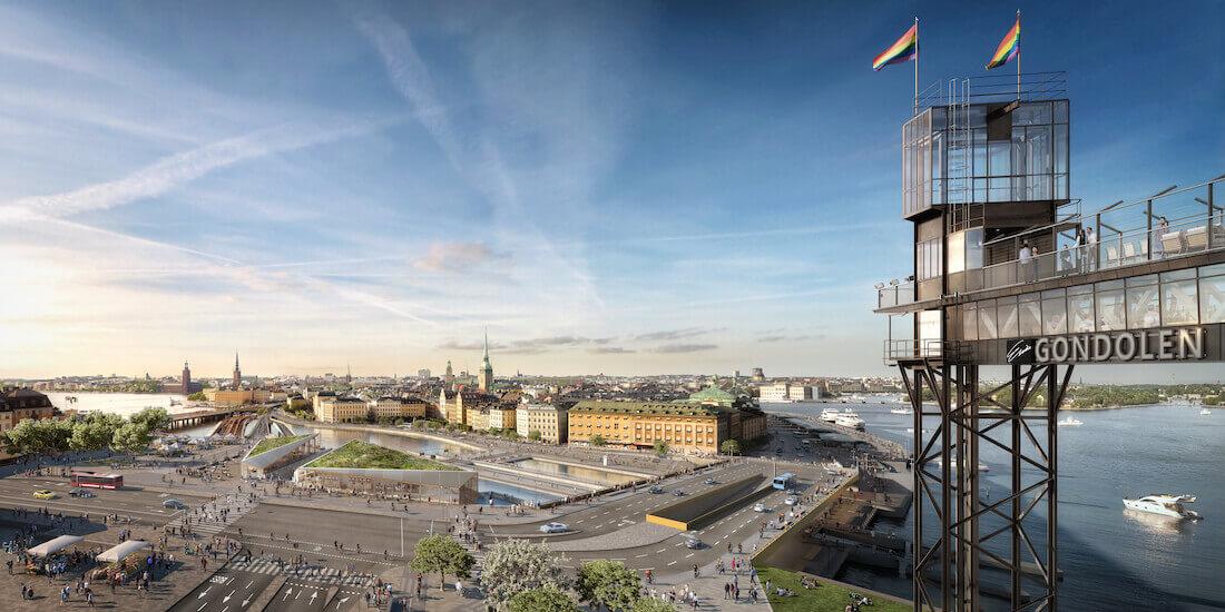 Für eine nachhaltige Stadtentwicklung: Megaprojekt in Stockholm macht digitales Bauen salonfähig