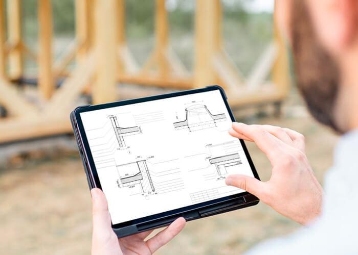 Digitalisierung vor Ort: Neue Tools für die Baustelle