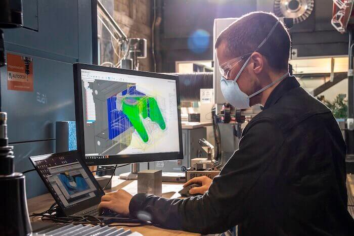 Fachkräftemangel im Maschinenbau: Lernen aus der Ferne während Corona