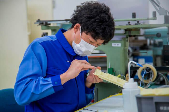 Industrie 4.0 – die Produktion der Zukunft: Der zunehmende Einsatz additiver Fertigungstechnologien erfordert neue Fähigkeiten von den Mitarbeitenden.
