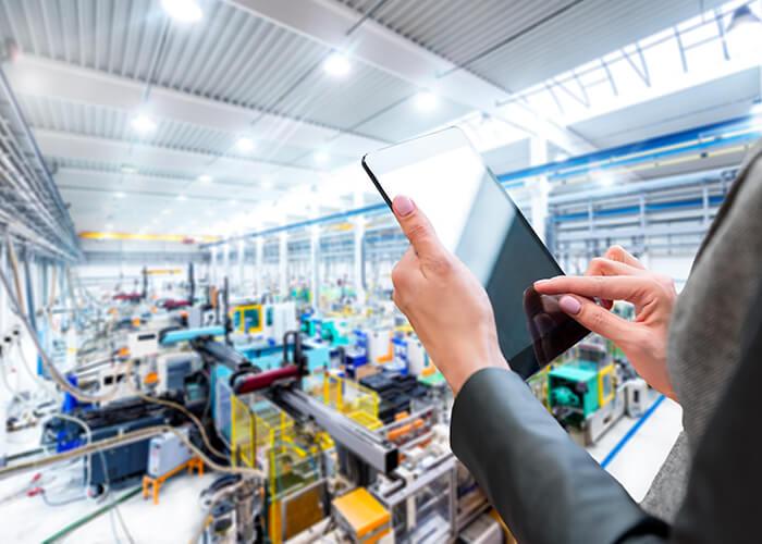 Die Digitale Transformation führt zu einer erheblichen Einsparung von nicht wertschöpfenden Tätigkeiten im Unternehmen.