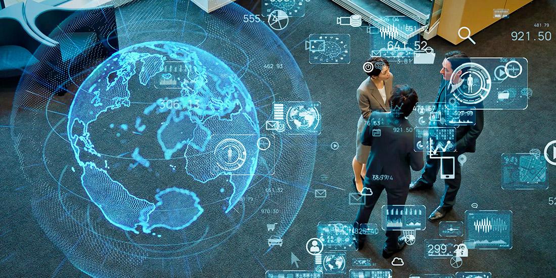 Die Definition der Digitalen Transformation beinhaltet Konvergenz, Zusammenarbeit und Automatisierung.
