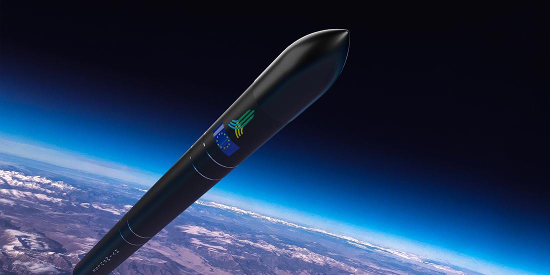 """Das ambitionierte Ziel von HyImpulse heißt: einen """"Linienflugverkehr in den Weltraum"""" anbieten."""