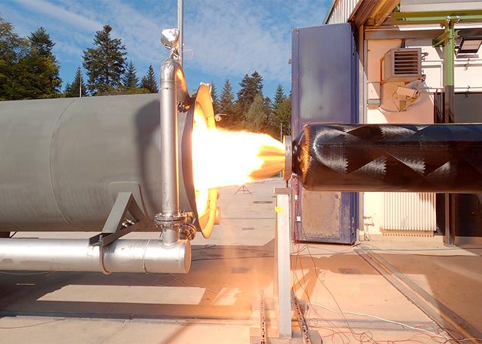 HyImpulse nutzt Flüssigsauerstoff und Kerzenwachs als Treibstoff