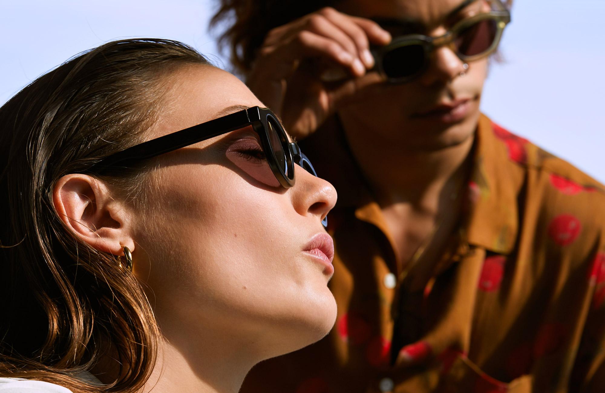 Eine Sonnenbrille kann nachhaltig sein. Yuma Labs macht es vor.