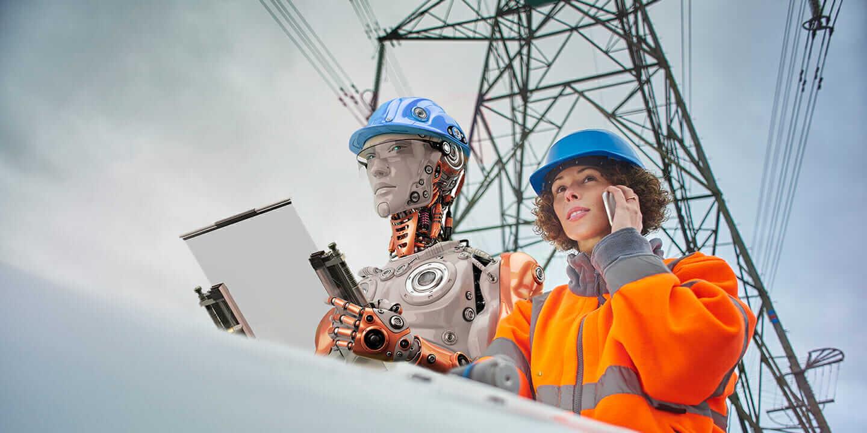 人間 ロボット 知能増幅