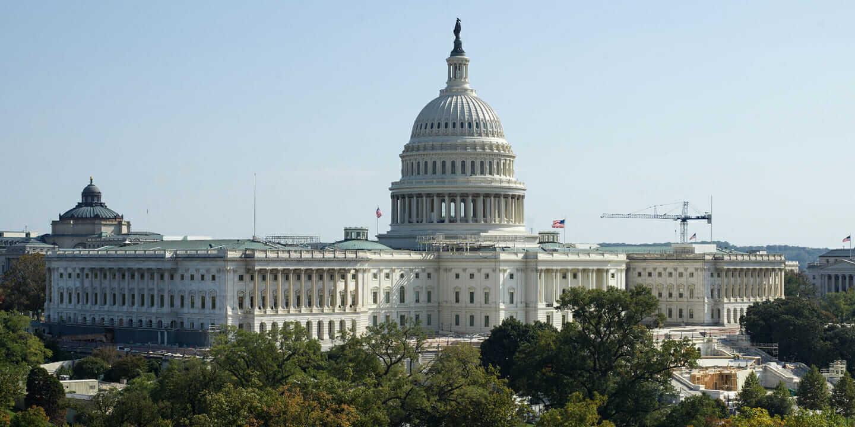 米連邦議会議事堂 修復