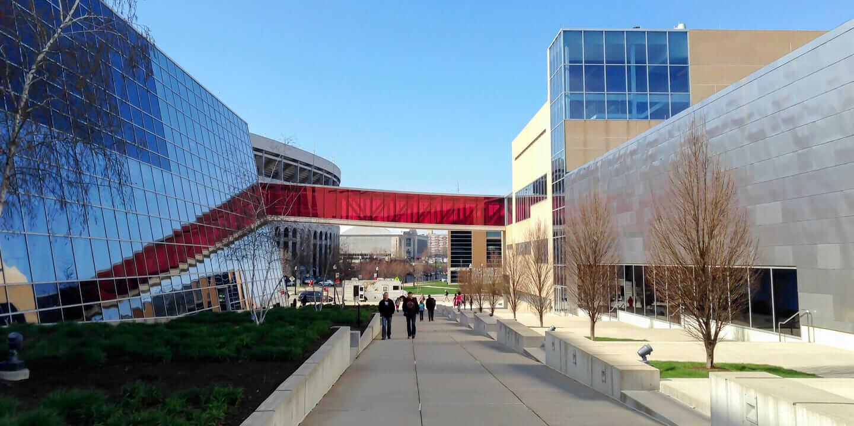 BIM ファシリティ マネージメント オハイオ州立大学