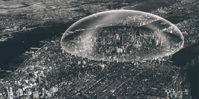 Buckminster Fuller Dome, 1961.