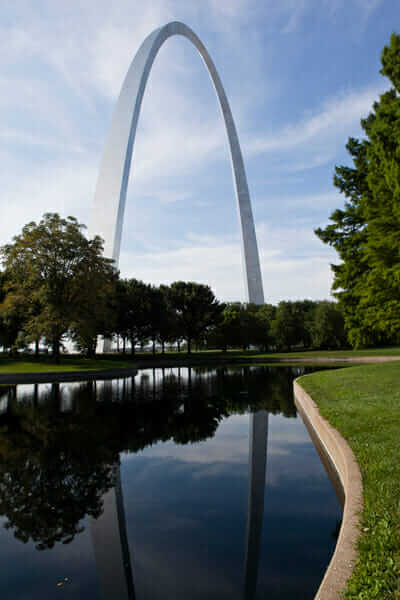 dan kiley st louis arch